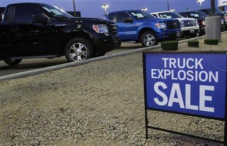 米自動車大手、円高修正対抗措置を大統領に要請